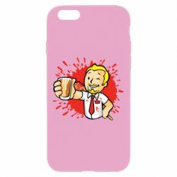 Чохол для iPhone 6 Plus/6S Plus Fallout  boy blood