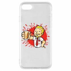 Чохол для iPhone 7 Fallout  boy blood