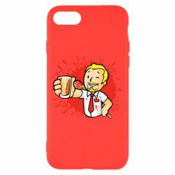 Чохол для iPhone 8 Fallout  boy blood