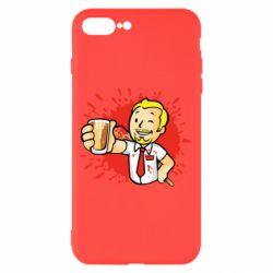 Чохол для iPhone 8 Plus Fallout  boy blood