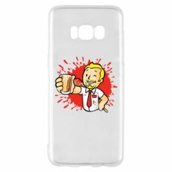 Чохол для Samsung S8 Fallout  boy blood