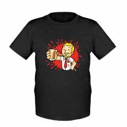 Дитяча футболка Fallout  boy blood