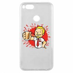 Чохол для Xiaomi Mi A1 Fallout  boy blood
