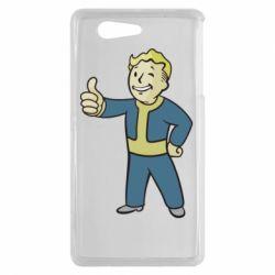 Чехол для Sony Xperia Z3 mini Fallout Boy - FatLine