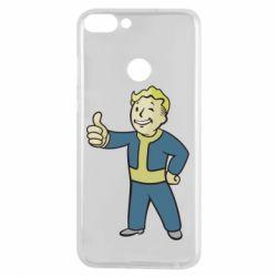 Чехол для Huawei P Smart Fallout Boy - FatLine