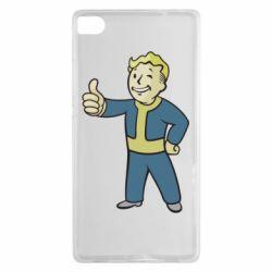 Чехол для Huawei P8 Fallout Boy - FatLine
