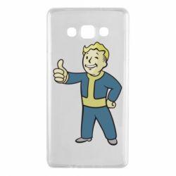 Чехол для Samsung A7 2015 Fallout Boy