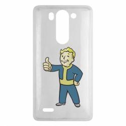 Чехол для LG G3 mini/G3s Fallout Boy - FatLine