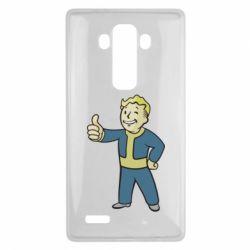 Чехол для LG G4 Fallout Boy - FatLine
