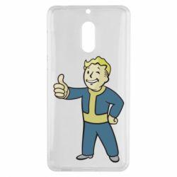 Чехол для Nokia 6 Fallout Boy - FatLine