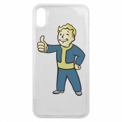 Чехол для iPhone Xs Max Fallout Boy