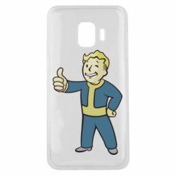 Чехол для Samsung J2 Core Fallout Boy