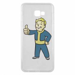 Чехол для Samsung J4 Plus 2018 Fallout Boy