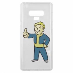 Чехол для Samsung Note 9 Fallout Boy
