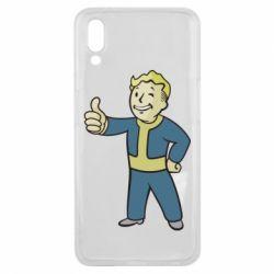 Чехол для Meizu E3 Fallout Boy - FatLine