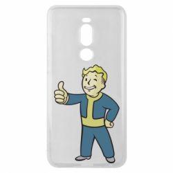 Чехол для Meizu Note 8 Fallout Boy - FatLine