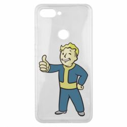 Чехол для Xiaomi Mi8 Lite Fallout Boy