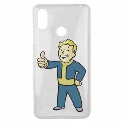 Чехол для Xiaomi Mi Max 3 Fallout Boy