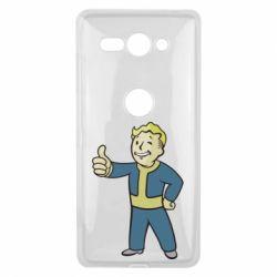 Чехол для Sony Xperia XZ2 Compact Fallout Boy - FatLine