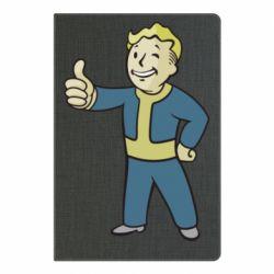 Блокнот А5 Fallout Boy