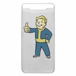 Чехол для Samsung A80 Fallout Boy