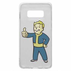 Чехол для Samsung S10e Fallout Boy