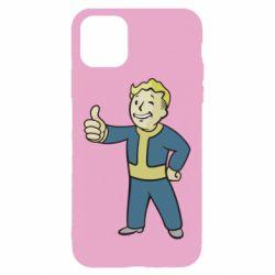 Чехол для iPhone 11 Fallout Boy