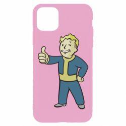 Чехол для iPhone 11 Pro Fallout Boy