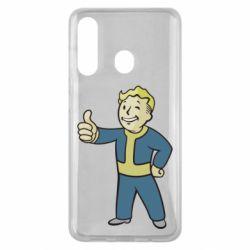 Чехол для Samsung M40 Fallout Boy