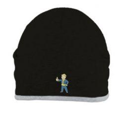 Шапка Fallout Boy - FatLine