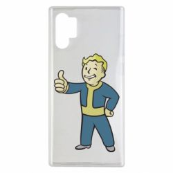 Чехол для Samsung Note 10 Plus Fallout Boy