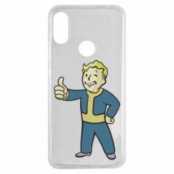 Чехол для Xiaomi Redmi Note 7 Fallout Boy