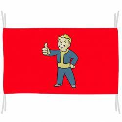Флаг Fallout Boy