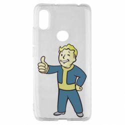 Чехол для Xiaomi Redmi S2 Fallout Boy