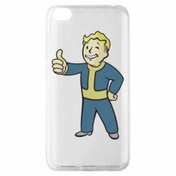 Чехол для Xiaomi Redmi Go Fallout Boy