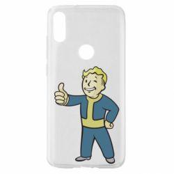 Чехол для Xiaomi Mi Play Fallout Boy