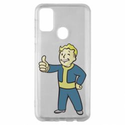 Чехол для Samsung M30s Fallout Boy