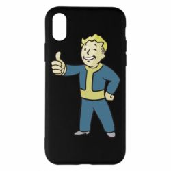 Чехол для iPhone X/Xs Fallout Boy