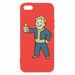 Чехол для iPhone5/5S/SE Fallout Boy