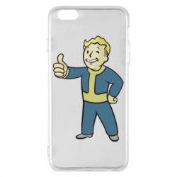 Чехол для iPhone 6 Plus/6S Plus Fallout Boy