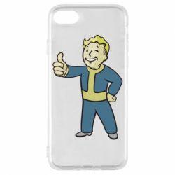 Чехол для iPhone 8 Fallout Boy