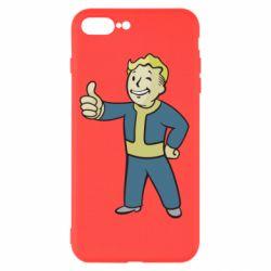 Чехол для iPhone 8 Plus Fallout Boy