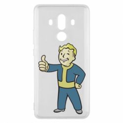 Чехол для Huawei Mate 10 Pro Fallout Boy - FatLine