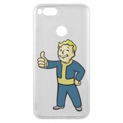 Чехол для Xiaomi Mi A1 Fallout Boy