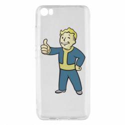 Чехол для Xiaomi Mi5/Mi5 Pro Fallout Boy