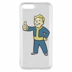 Чехол для Xiaomi Mi6 Fallout Boy