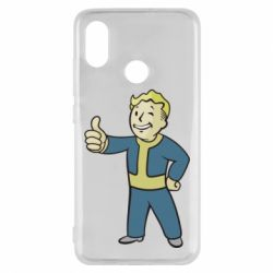 Чехол для Xiaomi Mi8 Fallout Boy