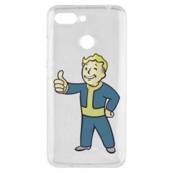 Чехол для Xiaomi Redmi 6 Fallout Boy