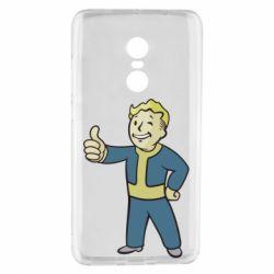 Чехол для Xiaomi Redmi Note 4 Fallout Boy