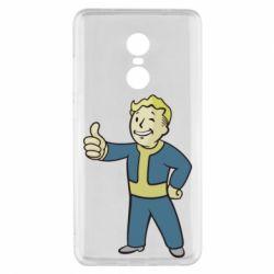 Чехол для Xiaomi Redmi Note 4x Fallout Boy